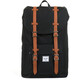Herschel Little America Mid-Volume Backpack Black/Tan